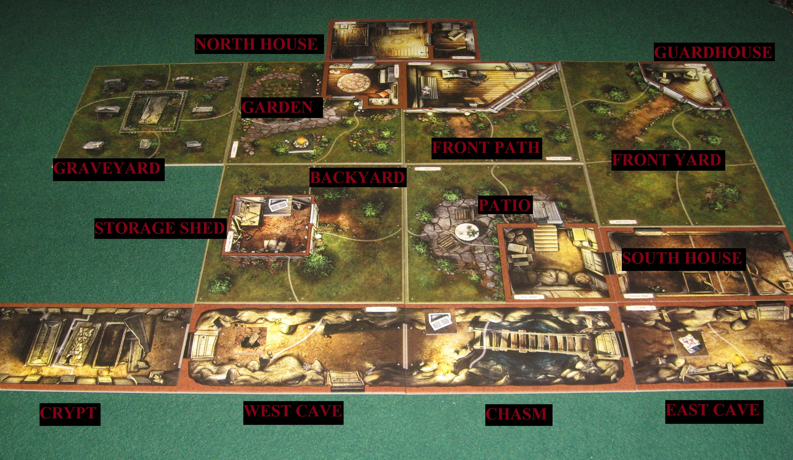 Mansions Of Madness Blood Ties Part 1 Space Biff