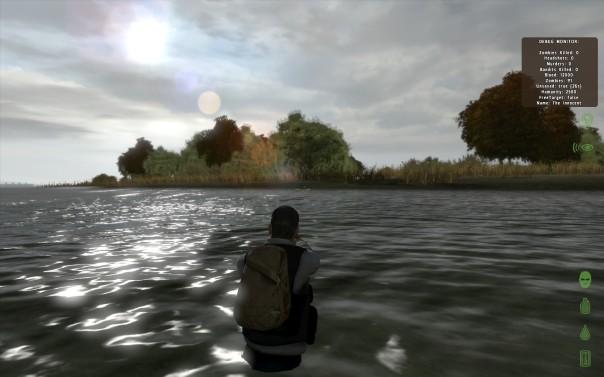Screenshot courtesy of Pro Bass Fishing 95.