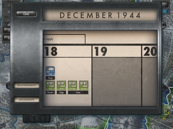 I've been having a good time with Battle of the Bulge. It's extremely simplified, but in a good way.