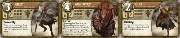 It could be another gender battle, but with Sand Wyrm there's no telling.