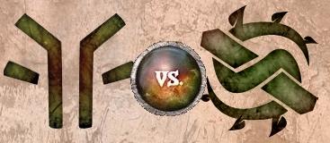 #7: Cave Goblins vs. Swamp Orcs