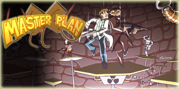 #1: Master Plan