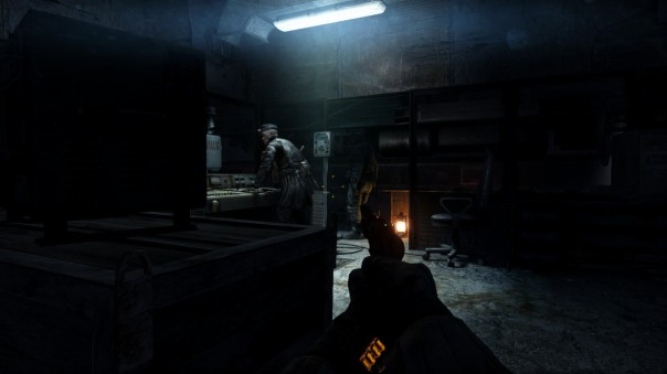 """Game stealth should come down to more than just """"crouch in darkness = safety"""" all the time."""
