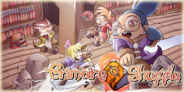 #6: Grimoire Shuffle