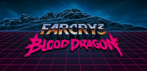 The main effect of Blood Dragon's art is that it makes me want to play Darwinia again.