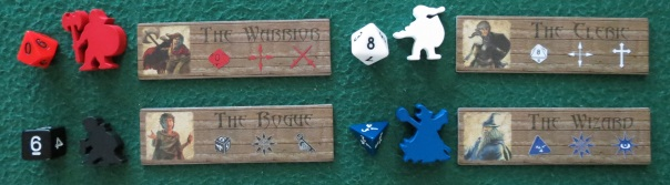 The best part of laser-cut meeples is that the laser makes the wood smell like a campfire.