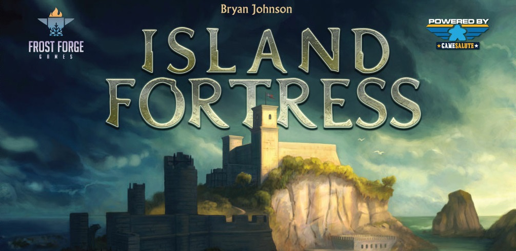 it s about building an island fortress space biff