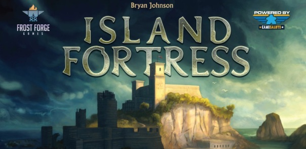 FORCING OTHERS TO DIE BUILDING A FORTRESS ON TOP OF A HILL ON AN ISLAND: THE GAME is about the only possible blunter title.