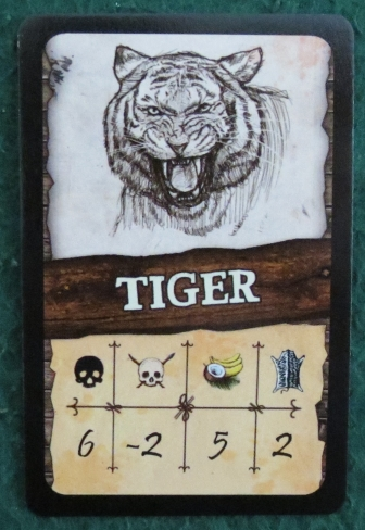 Hunting is a dangerous action that gives unprepared adventurers a whole bunch of wounds, and may break some of your weapons.