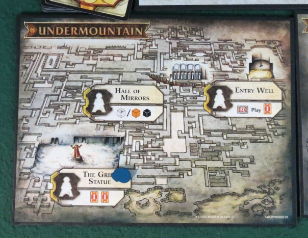 Undermountain: Less adventuring, more intrigue options.