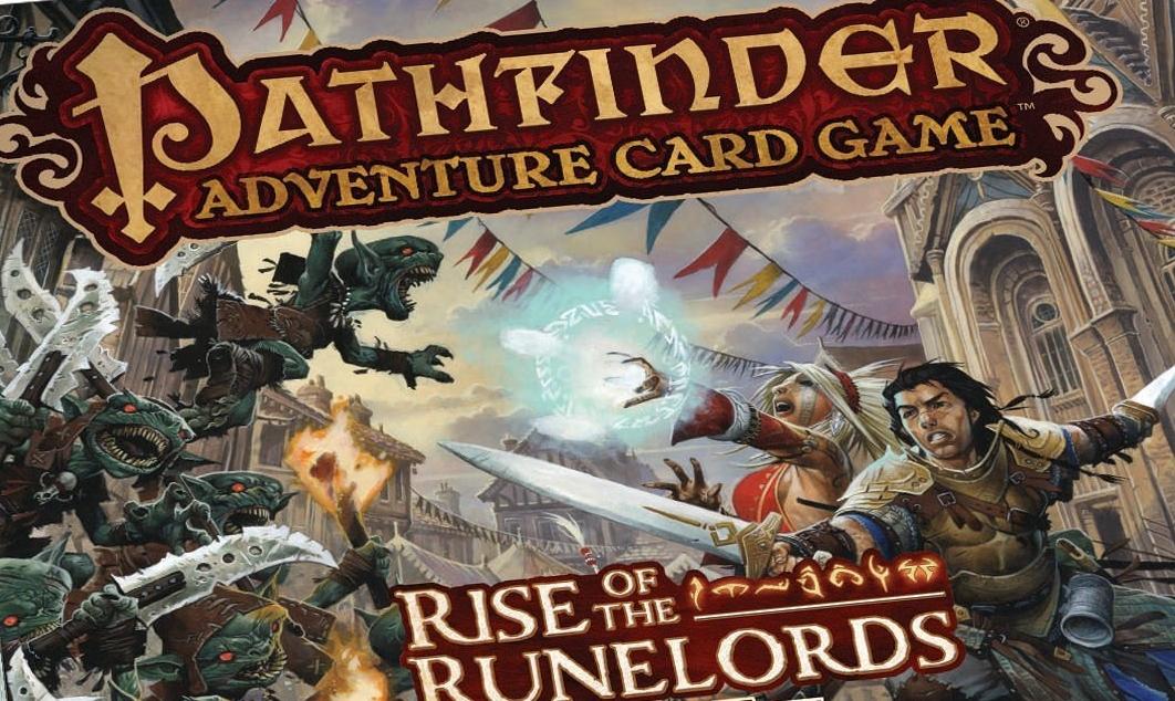 Pathfinder Adventure Card Game   SPACE-BIFF!
