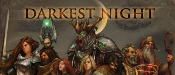 Darkest Night: The Screech of the Monkey Necromancer