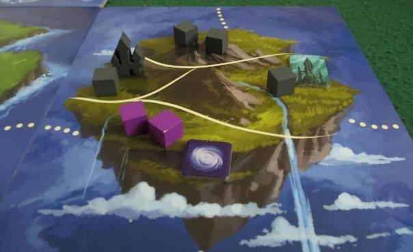 Hark, a citadel of LEGENDS! And a portal of LEGENDS!