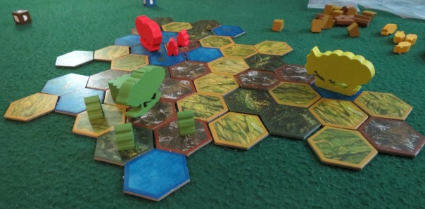 Or the Catan variety.