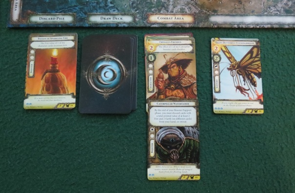 The Pillar are nomad merchants. With bugs, of course. Why? Because it's rad. That's why.