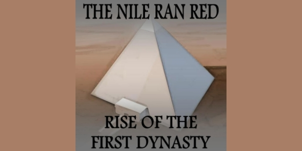 The first non-red header of The Nile Ran Red. Feels like a betrayal.