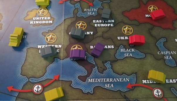 WHAT AN ITALIAN QUARTERMASTER GENERAL DOES NOT DO: break out of the Balkans.