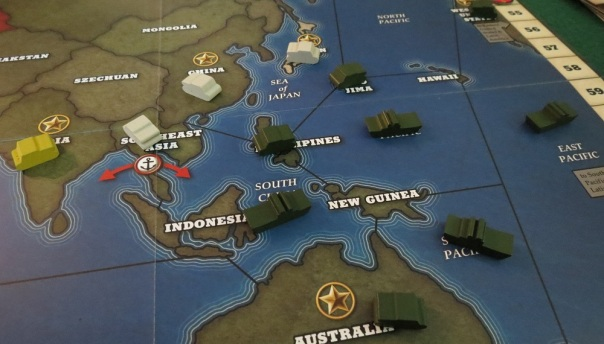 WHAT AN AMERICAN QUARTERMASTER GENERAL DOES: hello Australian ladies how're you doin'.