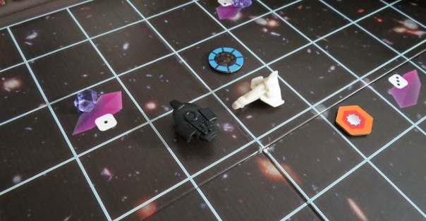 Oh no, the USS Defiant is under attack by that Mark II Viper! /fanfic