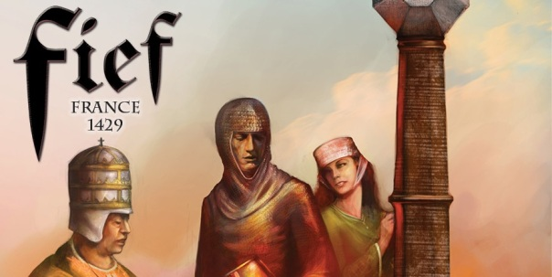 Fief: a Jane Austen romance set in the wrong country and century, by the look of things.