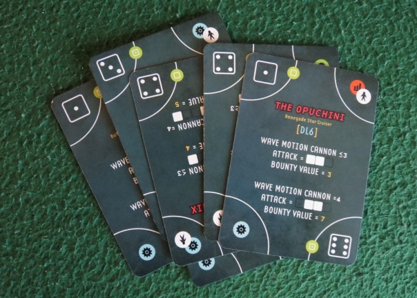 Including, once you've finished with the game, being almost as good as a business card for picking your teeth.
