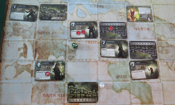 Meet the Summoner Wars equivalent of Omaha Beach.