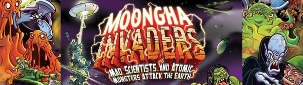 Moongha Invaders: In Which Earth Will Be Destroyed in Every Possible Way in 60 Minutes.