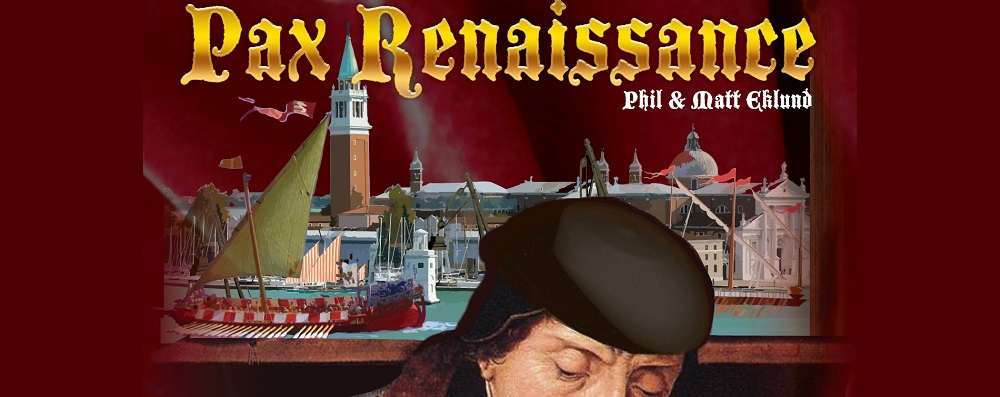 Here I Stand II: Renaissance Gone Wild | SPACE-BIFF! image