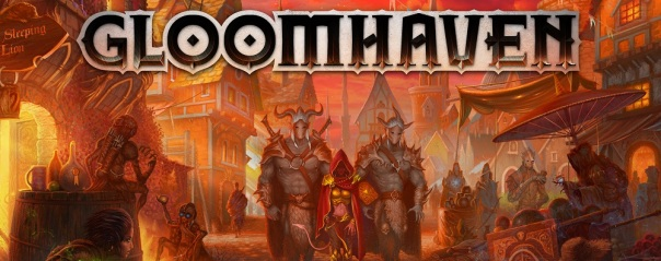 Hopefully it isn't particularly chilly in Gloomhaven.