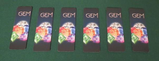 What'll it be? Emeralds? Diamonds? Sapphires? Uh, ambers? Rhinestones? Geodes?