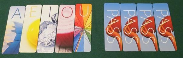I do like the cutesy graphics on each card. ONION!
