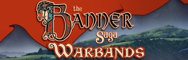"Why not just go with ""The Banner Saga: The Board Game""? As far as I can tell, there are no real warbands in any of these banner sagas."