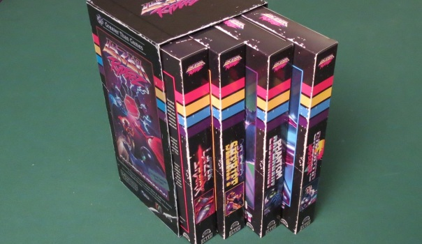 VHS: NEATO.