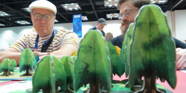 Gen Con: not missing the forest for the trees.