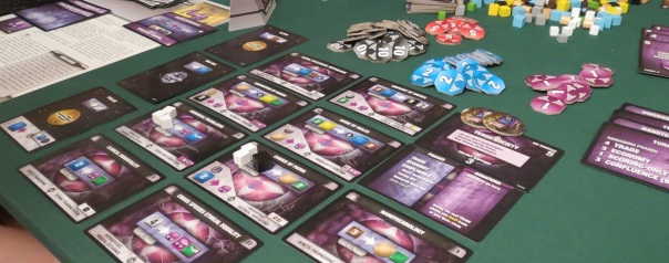 LFT: Yeah, I suppose the graphic design is a bit cluttered. Not that I have any idea how Sidereal Confluence could have been improved. It's a literal spreadsheet game.