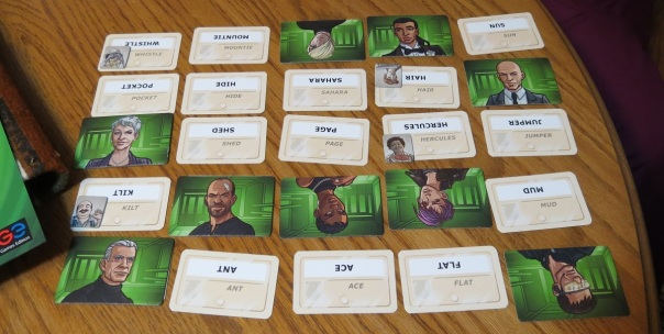 Codenames: Atreides Version.