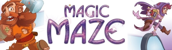 Get ready for... something that has very little to do with magic or mazes, like a mall crawl!