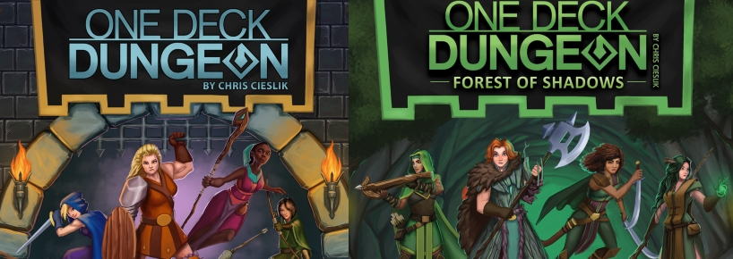 Two Minds About One Deck Dungeon