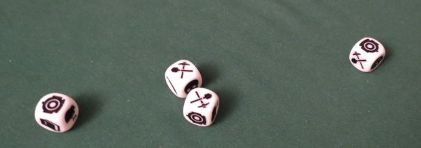 MISTAKE! THERE ARE FIVE DICE! FAKE CRITIC!