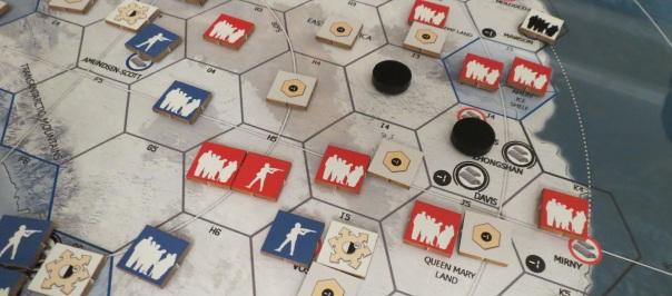 THE COLDER WAR!