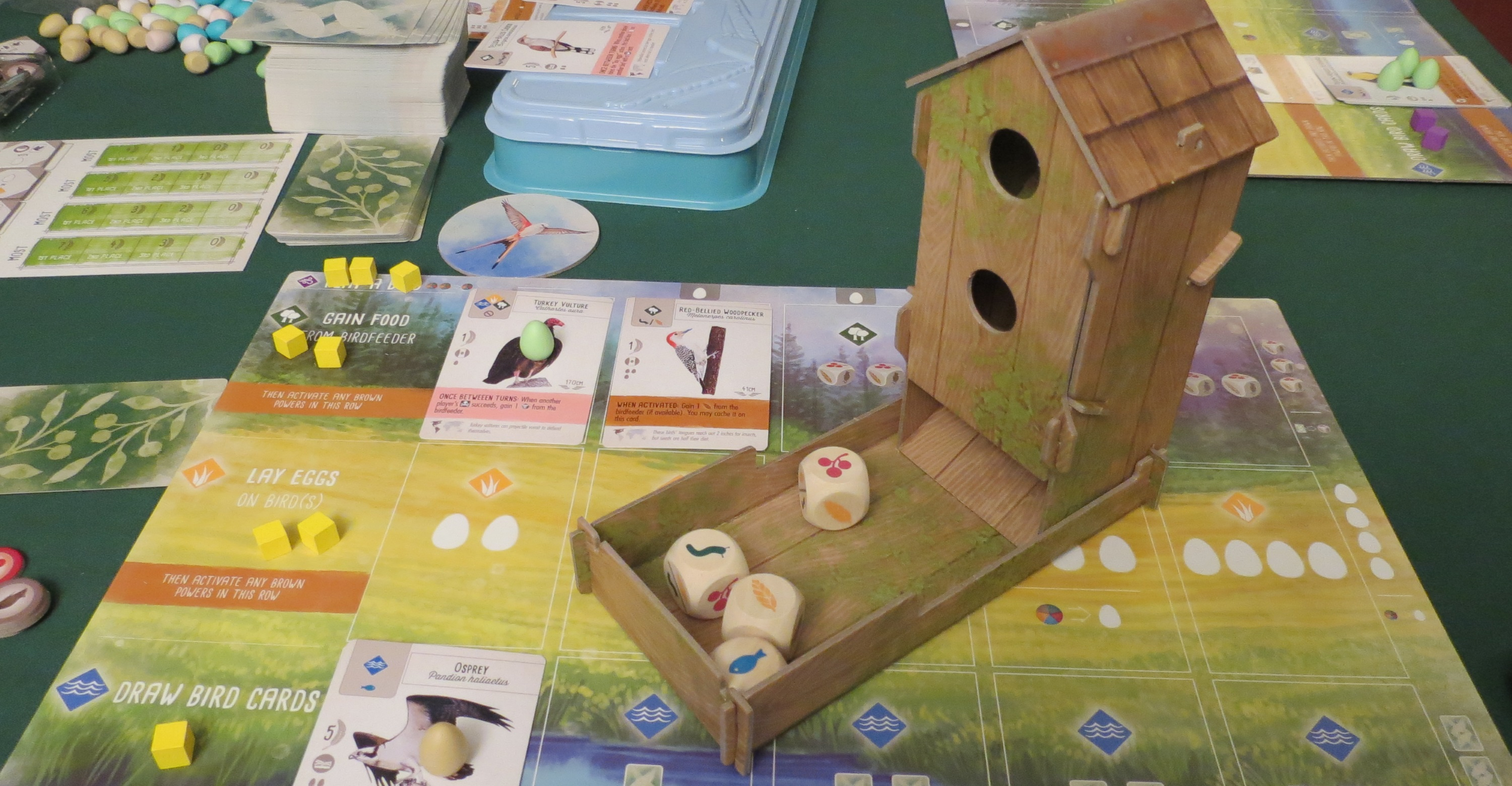 This Featherbrained Game Is For the Birds image