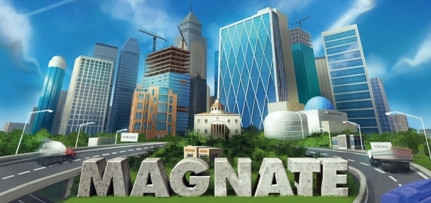 "Naturally, I reflexively went with ""Magnates, How Do They Work?"", but that title was already taken by my Food Chain Magnate review. Sigh."