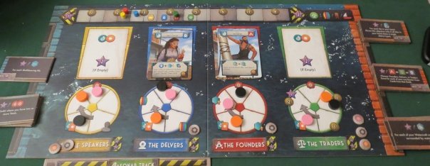 Boring strategy: rushing speakers. Yes, you get more cards. No, you don't get more TURNS, only turns spent acquiring more stuff you might not use.