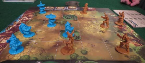 Lawn Gnomes vs. Scary Dudes