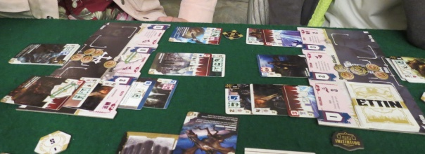 I had a picture of a 6p game, but it was too messy to reveal.