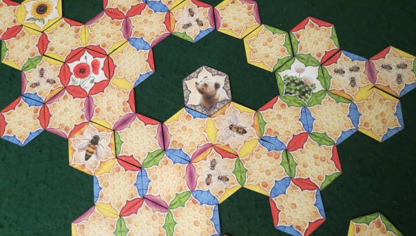Fact. Bees don't build their honeycombs in hexagons. Rather, they build circles that then collapse into hexagons. But here's the more cutting fact: they're still better architects than you.