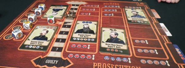 I managed to write this entire review without really talking about the dice drafting. So, uh, you draft dice. It's a useful part of the design, but it isn't as noteworthy as the other stuff. So it goes.