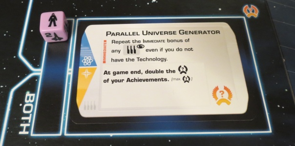 When you research this tech, you actually have to purchase a second copy of Beyond the Sun and play it in parallel with the first. The winner is determined by averaging your scores between all plays.