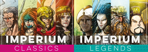 """My reaction every time I look at these covers: """"Ah, yes, Romans, and look, Celts! That bug-headed dude might be Greek. Is that a Scythian? Mauryan Empire, represent! And... wait, A FISH PERSON!?"""""""