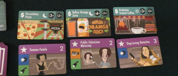 No, really, I want this streaming game. Really dig into what makes the current services so different. Netflix gets to take three extra turns at the beginning. Amazon has infinite money, and is attached to a store everybody has been suckered into using anyway. Hulu can air ads. Nobody else can. Disney+ is a parasite attached to the throat of your childhood nostalgia, except it sucks that nostalgia until resentment sets in.